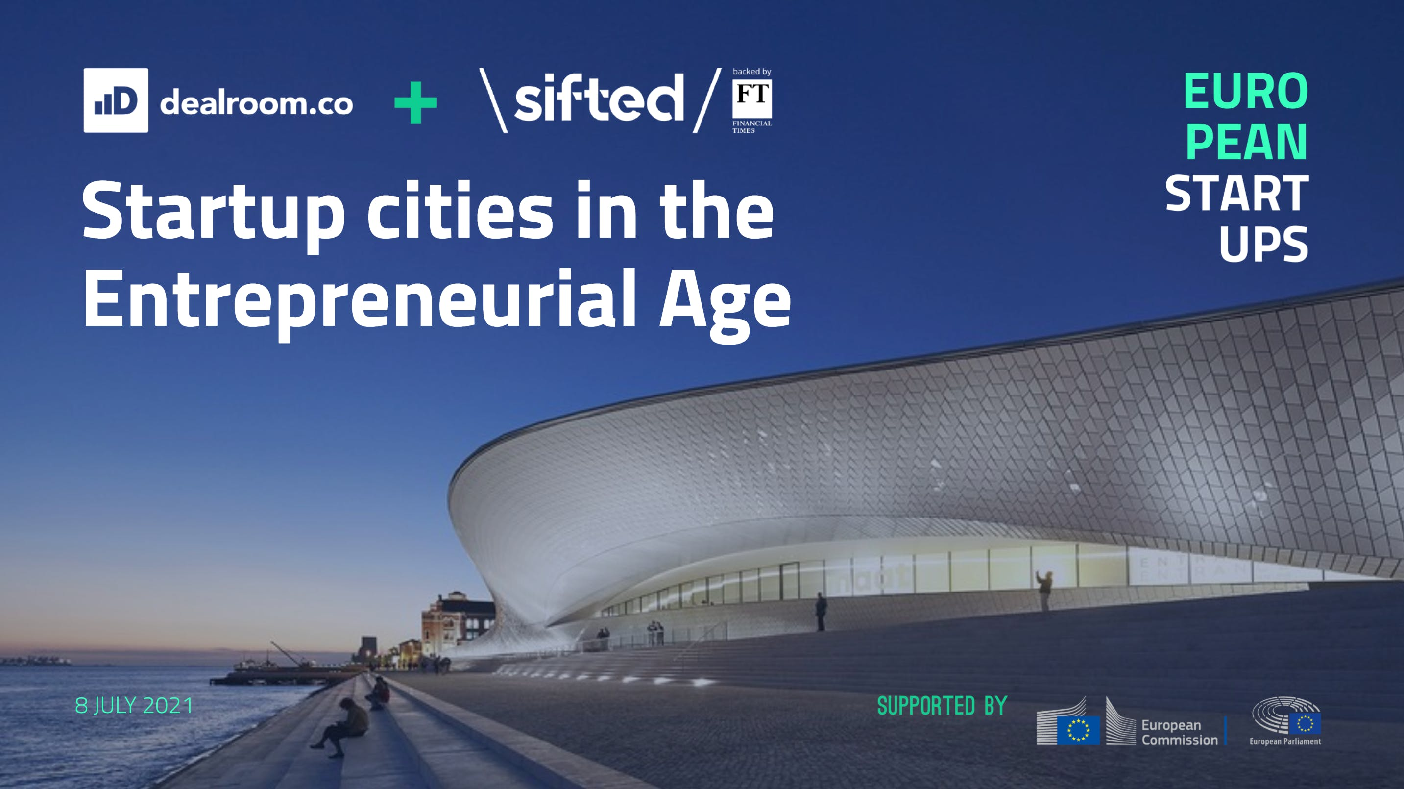 Startup cities in the entrepreneurial age   Dealroom.co